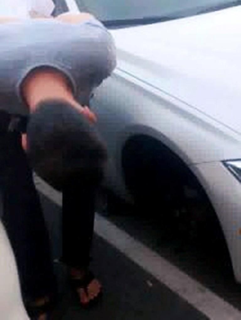 Biên Hòa: Liên tiếp xảy ra nhiều vụ trộm bánh xe ô tô - ảnh 2