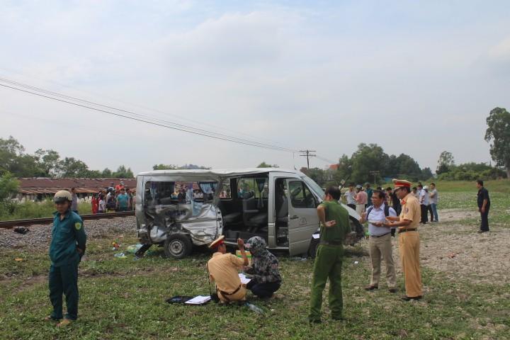Tin mới nhất về vụ tàu hỏa tông xe ô tô ở Biên Hòa - ảnh 2