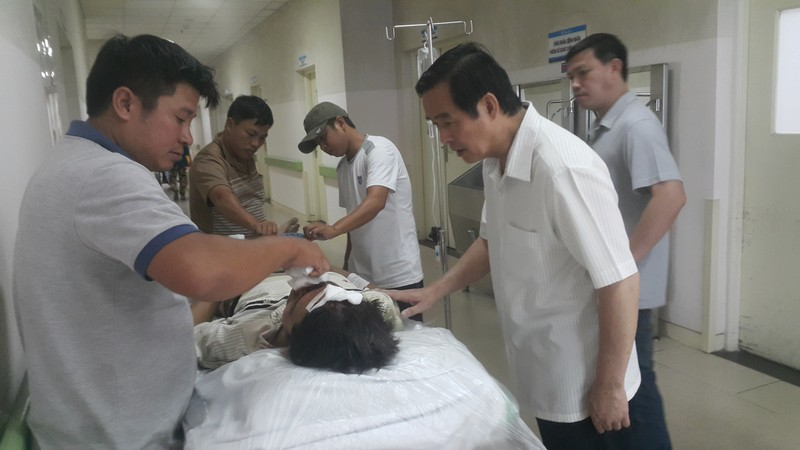 Tin mới nhất về vụ tàu hỏa tông xe ô tô ở Biên Hòa - ảnh 3