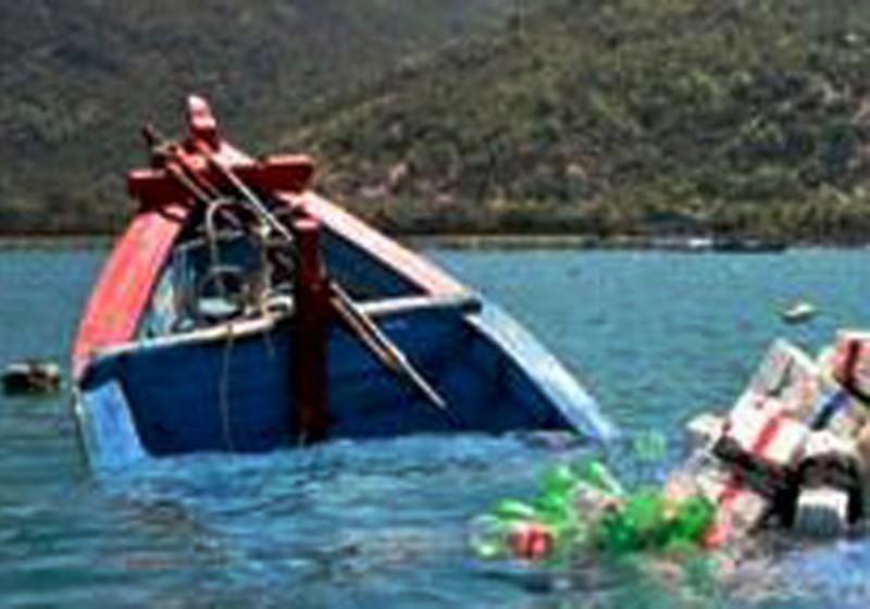 Lái ghe làm chìm 34 người bị khởi tố  - ảnh 1