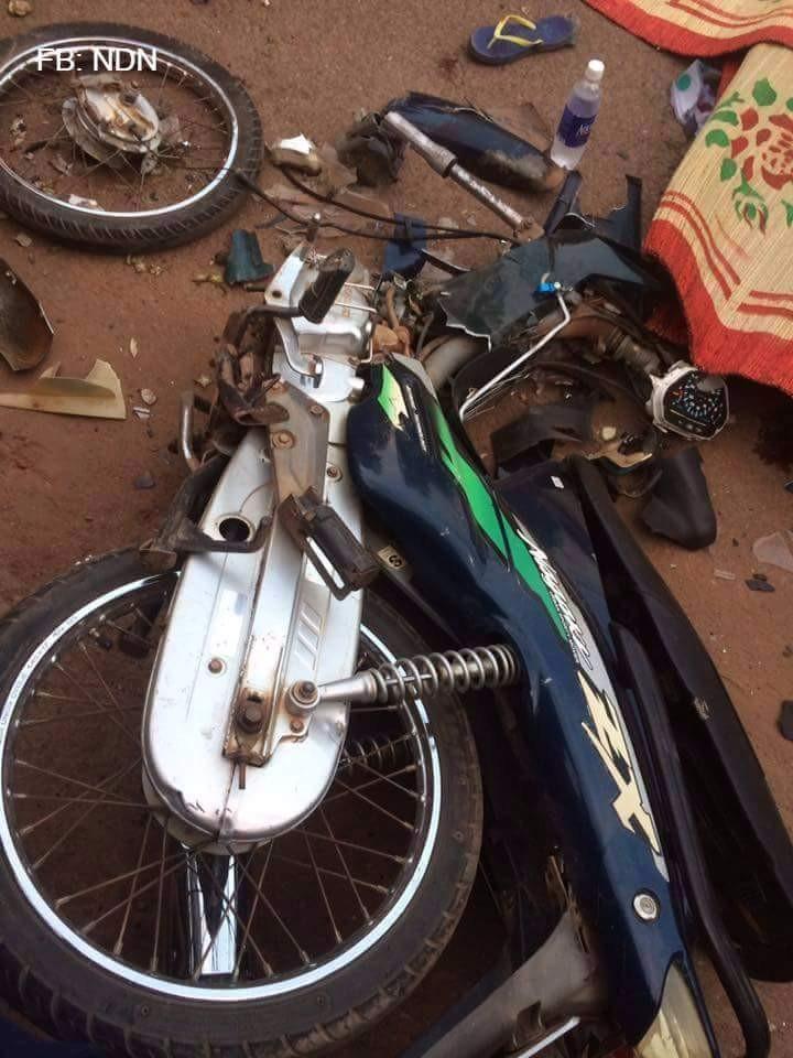 Đồng Nai: Tạm giam 4 tháng tài xế gây tai nạn liên hoàn - ảnh 1