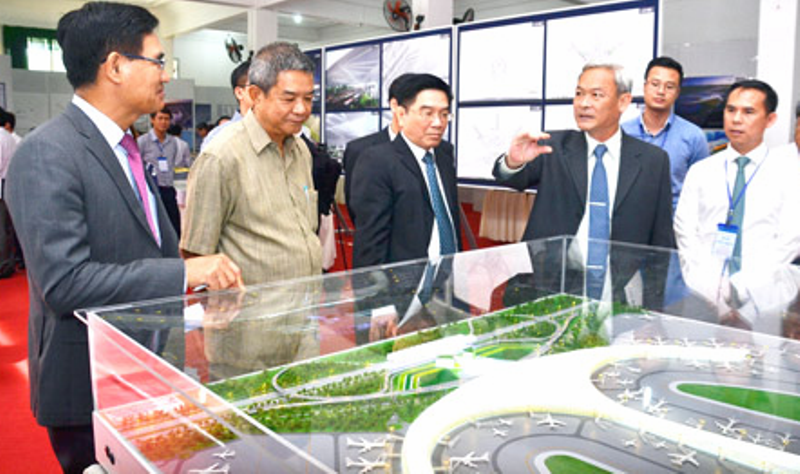 Sẽ bố trí 5.000 tỉ đồng cho dự án sân bay Long Thành - ảnh 1
