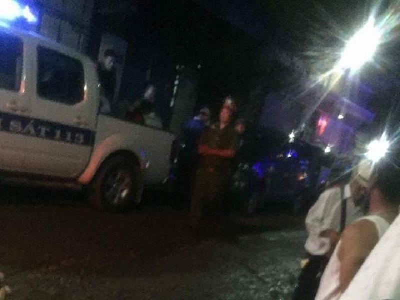 20 người mang hung khí từ TP.HCM xuống Biên Hòa đòi nợ - ảnh 2