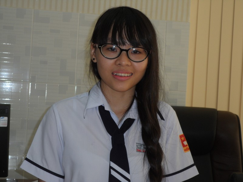 Nguyên Phó chủ tịch nước Trương Mỹ Hoa gặp gỡ học sinh ươm mầm tương lai - ảnh 5