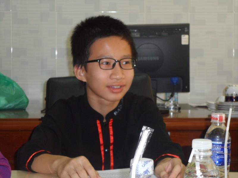 Nguyên Phó chủ tịch nước Trương Mỹ Hoa gặp gỡ học sinh ươm mầm tương lai - ảnh 4