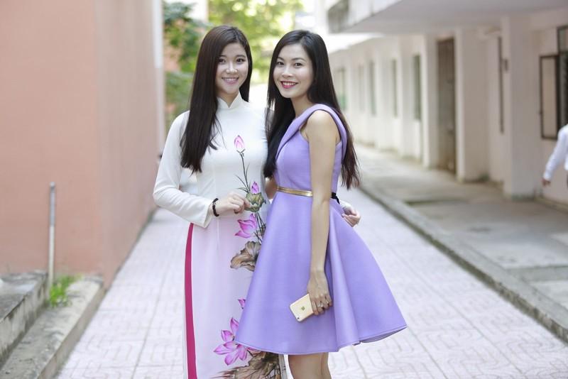 Ba bí mật chưa bật mí về 'Nữ sinh viên Việt Nam duyên dáng 2015' - ảnh 1