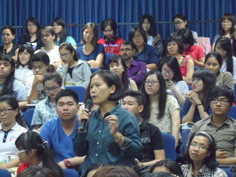 Christine Hà: 'Cuộc sống không vì nỗi đau của vài người mà dừng lại'. - ảnh 7