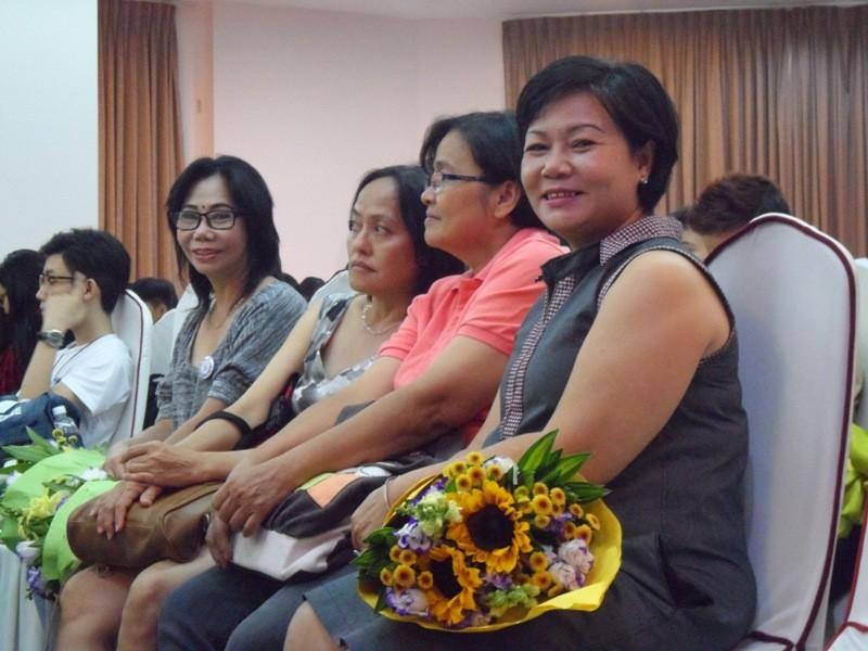 Tóc Tiên và Vicky Nhung giành giải thưởng tại Ngày hội tôn vinh sự đa dạng  - ảnh 2