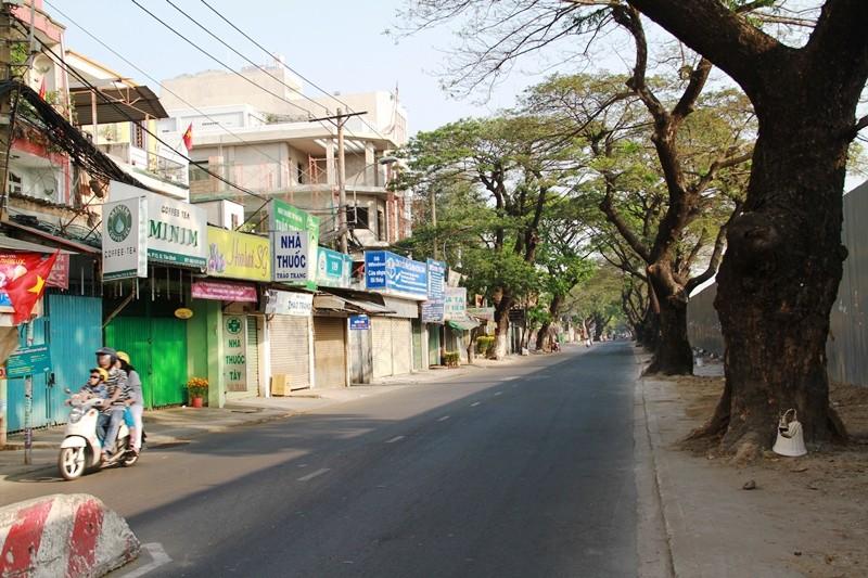 Phố Sài Gòn lãng mạn ngày đầu năm - ảnh 14