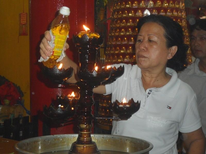 Độc đáo chùa Quan Âm có lịch sử gần 300 năm   - ảnh 7