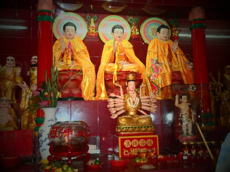 Độc đáo chùa Quan Âm có lịch sử gần 300 năm   - ảnh 4
