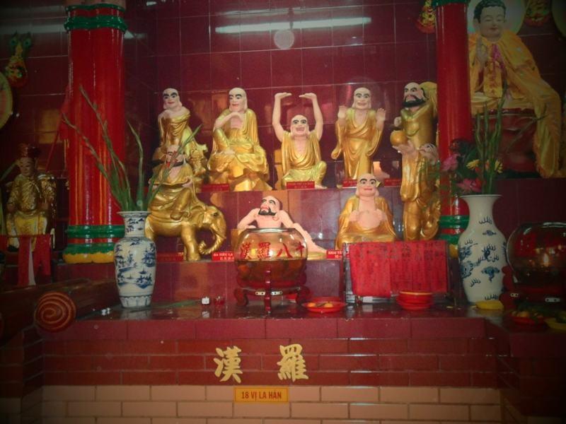 Độc đáo chùa Quan Âm có lịch sử gần 300 năm   - ảnh 3