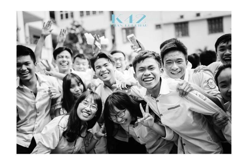 Bộ ảnh kỷ yếu cực chất của học sinh Trường Phan Bội Châu - ảnh 5