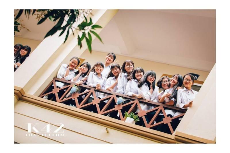 Bộ ảnh kỷ yếu cực chất của học sinh Trường Phan Bội Châu - ảnh 15