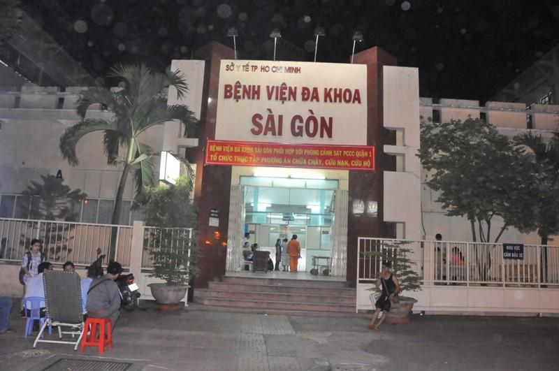 Tai nạn nghiêm trọng trong hầm sông Sài Gòn, 1 người chết, 4 bị thương - ảnh 3