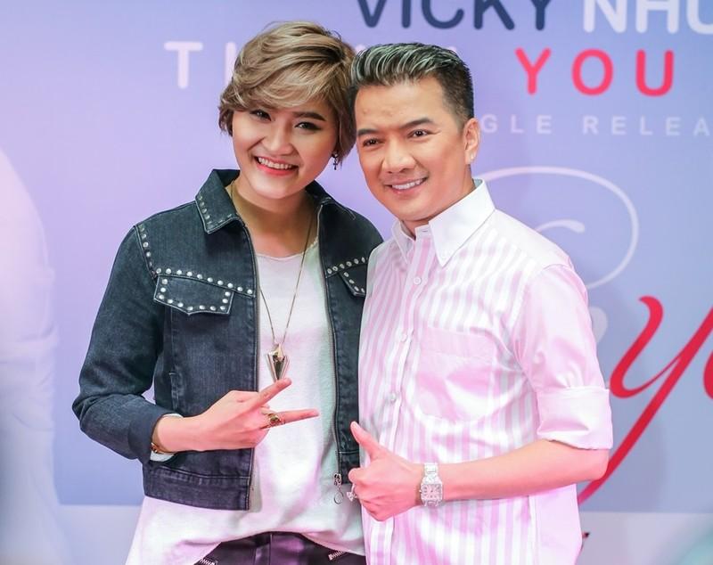Đàm Vĩnh Hưng hào hứng khi biết Vicky Nhung 'Thèm yêu' - ảnh 1