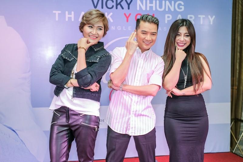 Đàm Vĩnh Hưng hào hứng khi biết Vicky Nhung 'Thèm yêu' - ảnh 2