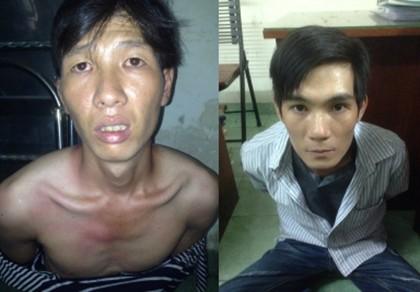 Chuẩn bị đào tẩu, hai tên cướp bị cảnh sát đặc nhiệm tóm gọn - ảnh 1