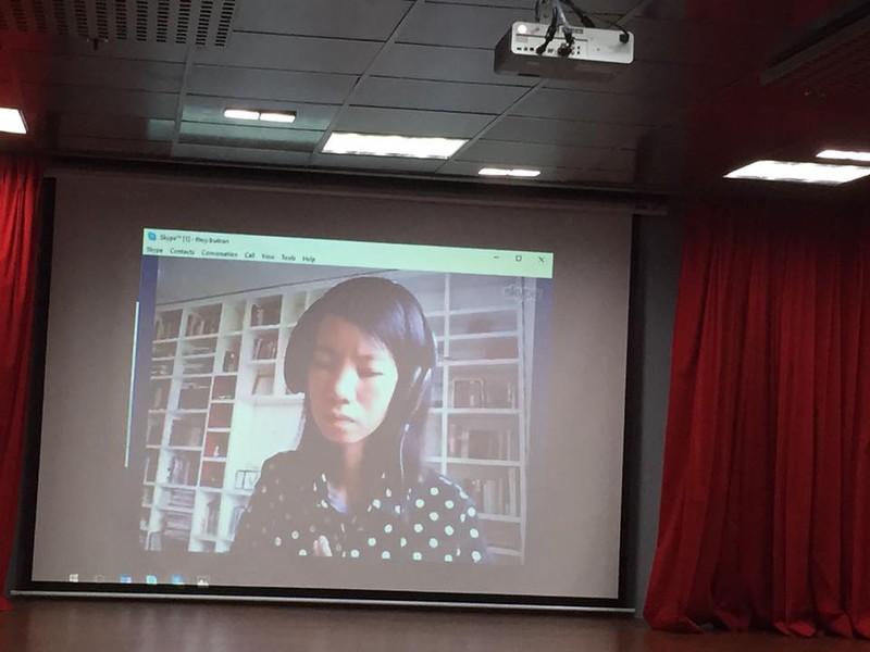 Nhà văn Nguyễn Bích Lan: 'Triệu phú của niềm vui' - ảnh 4