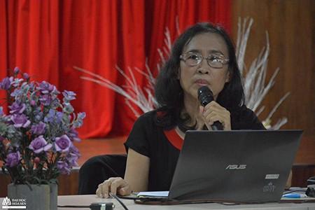 Nhà văn Nguyễn Bích Lan: 'Triệu phú của niềm vui' - ảnh 2