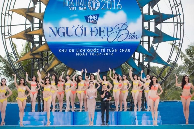 Điểm danh top 5 diện bikini nóng bỏng nhất Hoa hậu Việt Nam 2016 - ảnh 7