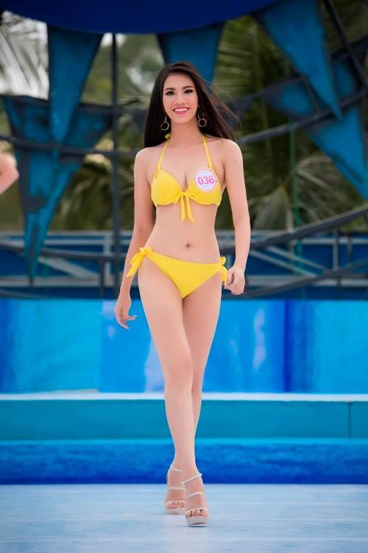Điểm danh top 5 diện bikini nóng bỏng nhất Hoa hậu Việt Nam 2016 - ảnh 6