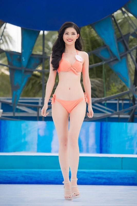 Điểm danh top 5 diện bikini nóng bỏng nhất Hoa hậu Việt Nam 2016 - ảnh 3