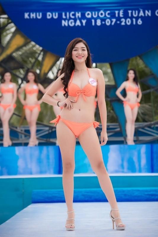 Điểm danh top 5 diện bikini nóng bỏng nhất Hoa hậu Việt Nam 2016 - ảnh 5