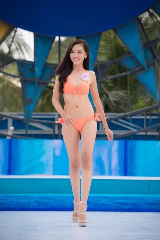Điểm danh top 5 diện bikini nóng bỏng nhất Hoa hậu Việt Nam 2016 - ảnh 4