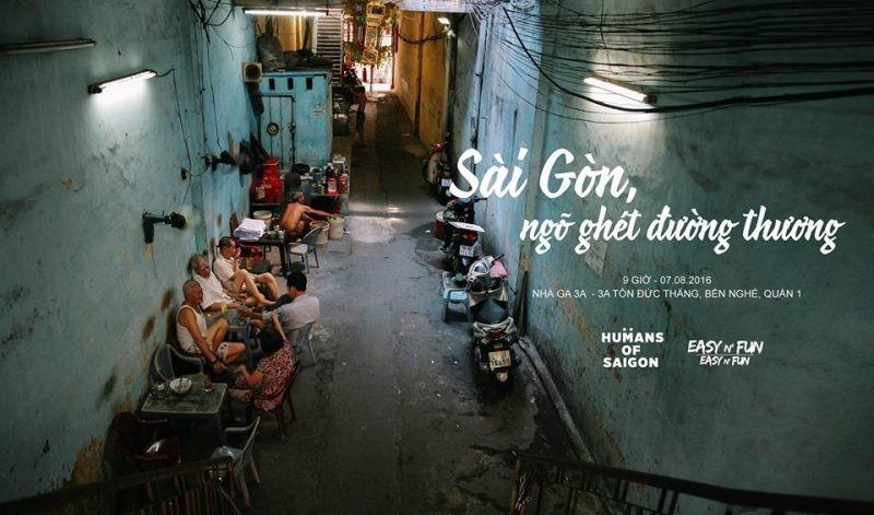 'Sài Gòn - Ngõ ghét đường thương' - ảnh 10