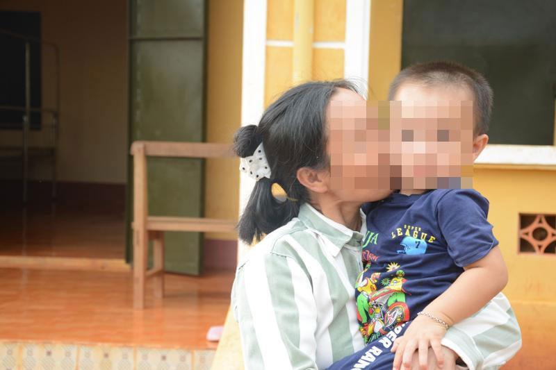Trại giam Đắk Trung, những người còn ở lại  - Kỳ 2: Theo mẹ vào tù - ảnh 2