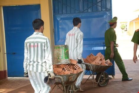 Trại giam Đắk Trung, những người còn ở lại - kỳ 1: 'Tôi không dám vẽ mẹ' - ảnh 1