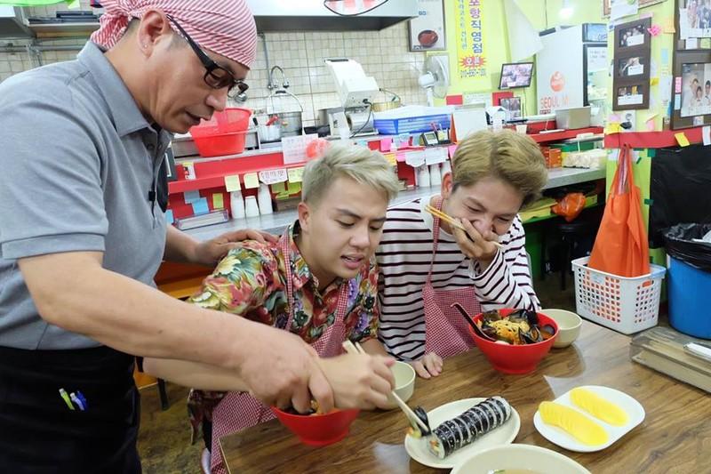 Đài KBS-Hàn Quốc mời Duy Khánh, Kelvin Khánh ghi hình - ảnh 5