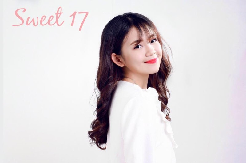 Quỳnh Chi - Hoa khôi Quốc học Vinh 2016