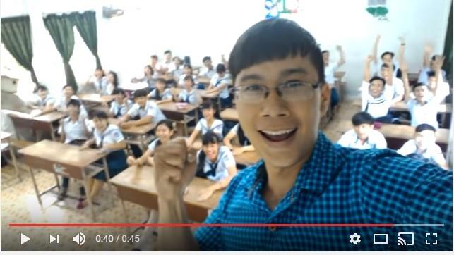 """Thầy giáo cover """"sau tất cả"""": Học trò mệt, Đức sẽ hát  - ảnh 1"""