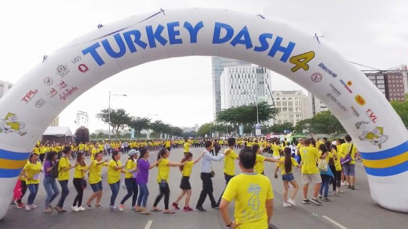 Turkey Dash 4 quyên góp được hơn 650 triệu đồng - ảnh 6