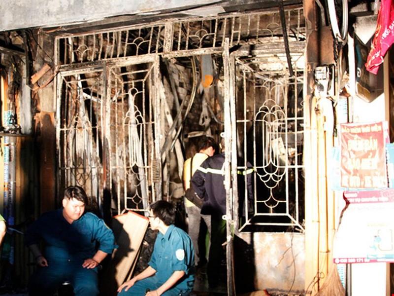 Đầu năm 2017, TP.HCM đã có 13 người chết do cháy, nổ - ảnh 2