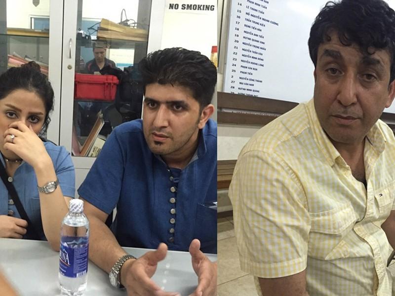 Trục xuất nhóm người Iran làm ảo thuật trộm tiền - ảnh 1