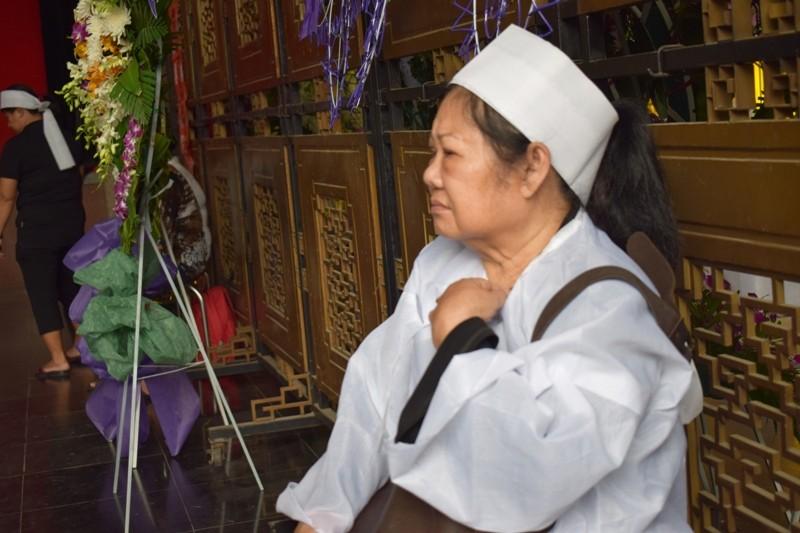 Bí thư Thăng đến viếng PGS-nhạc sỹ Ca Lê Thuần - ảnh 2