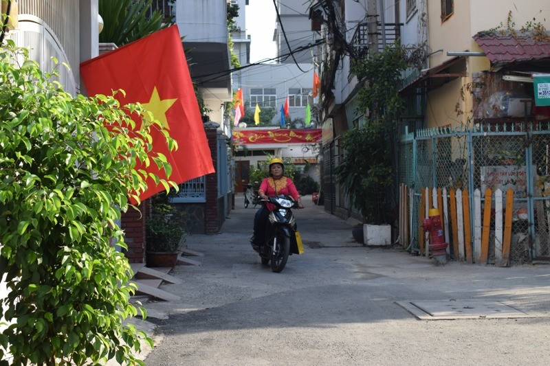 Mồng 1 Tết ở Sài Gòn: Những con đường bình yên - ảnh 2