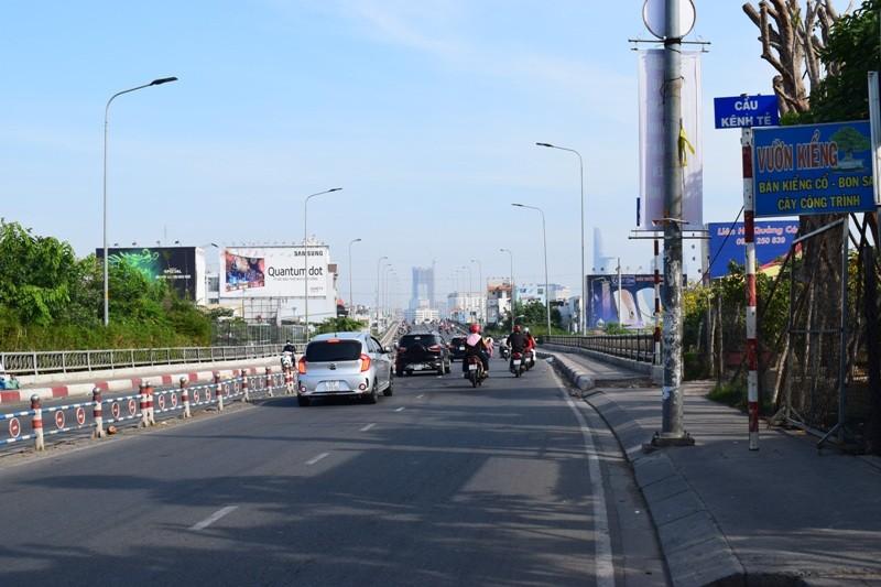 Mồng 1 Tết ở Sài Gòn: Những con đường bình yên - ảnh 12