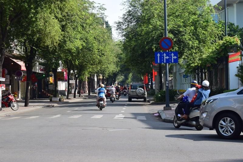 Mồng 1 Tết ở Sài Gòn: Những con đường bình yên - ảnh 5