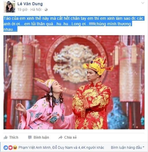 Táo quân 2017 bị cắt gọt, Xuân Bắc, Vân Dung kêu trời - ảnh 1