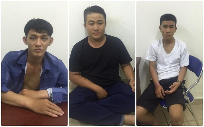 Đặc nhiệm phá băng chạy xe độ đi cướp giật ở Tân Phú - ảnh 2