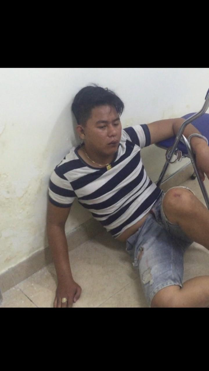 Đặc nhiệm phá băng chạy xe độ đi cướp giật ở Tân Phú - ảnh 1