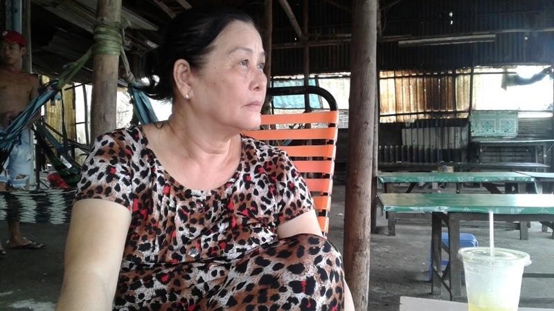 Vụ rò rỉ khí amoniac ở Bình Chánh: Dân chưa dám về nhà - ảnh 1