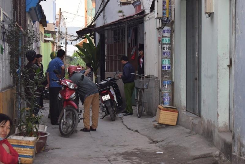 Tên cướp gài điện,tử thủ trong nhà dân ở quận Tân Bình  - ảnh 7