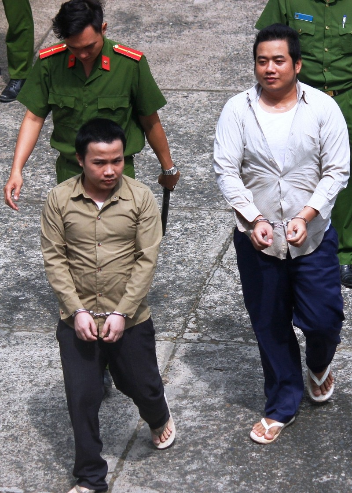 Bán một tép heroin lãnh 11 năm tù  - ảnh 1