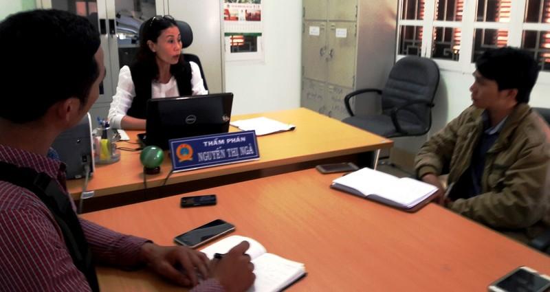 Đề nghị khởi tố vụ nữ luật sư bị đánh tại tòa - ảnh 2
