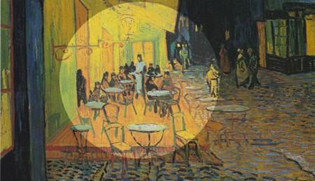 """Van Gogh đưa bức """"Bữa tối cuối cùng của Chúa"""" vào tranh"""